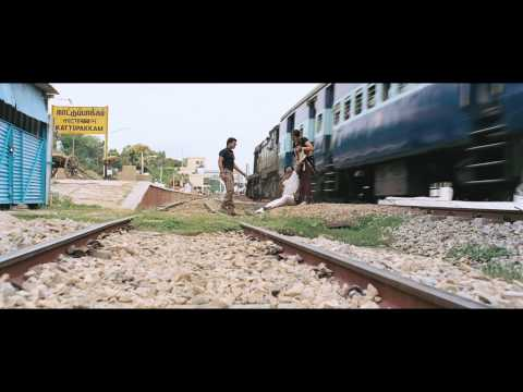 Osthe - -simbu Railway Station Fight [hd] video
