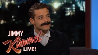 Rami Malek on Playing Freddie Mercury
