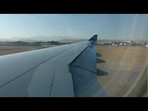 Oman Air A332 take off at Muscat