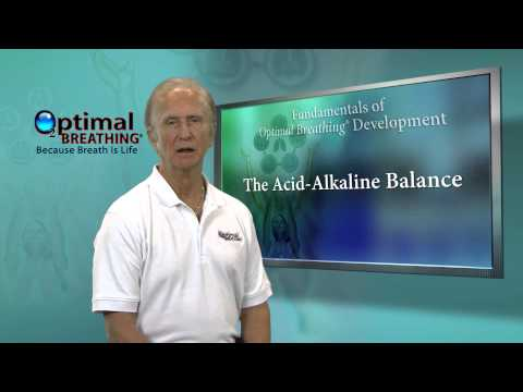 The body's pH balance/The Acid-Alkaline Balance in the Body