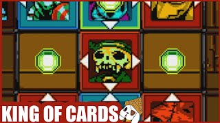 A CHILDREN'S CARD GAME ! Shovel Knight King of Cards Let's Play Part 2