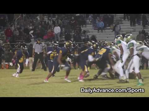 The Daily Advance sports highlights | High School Football | Northeastern at Hertford County