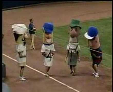Record Setting Klement's Sausage Race at Miller Park