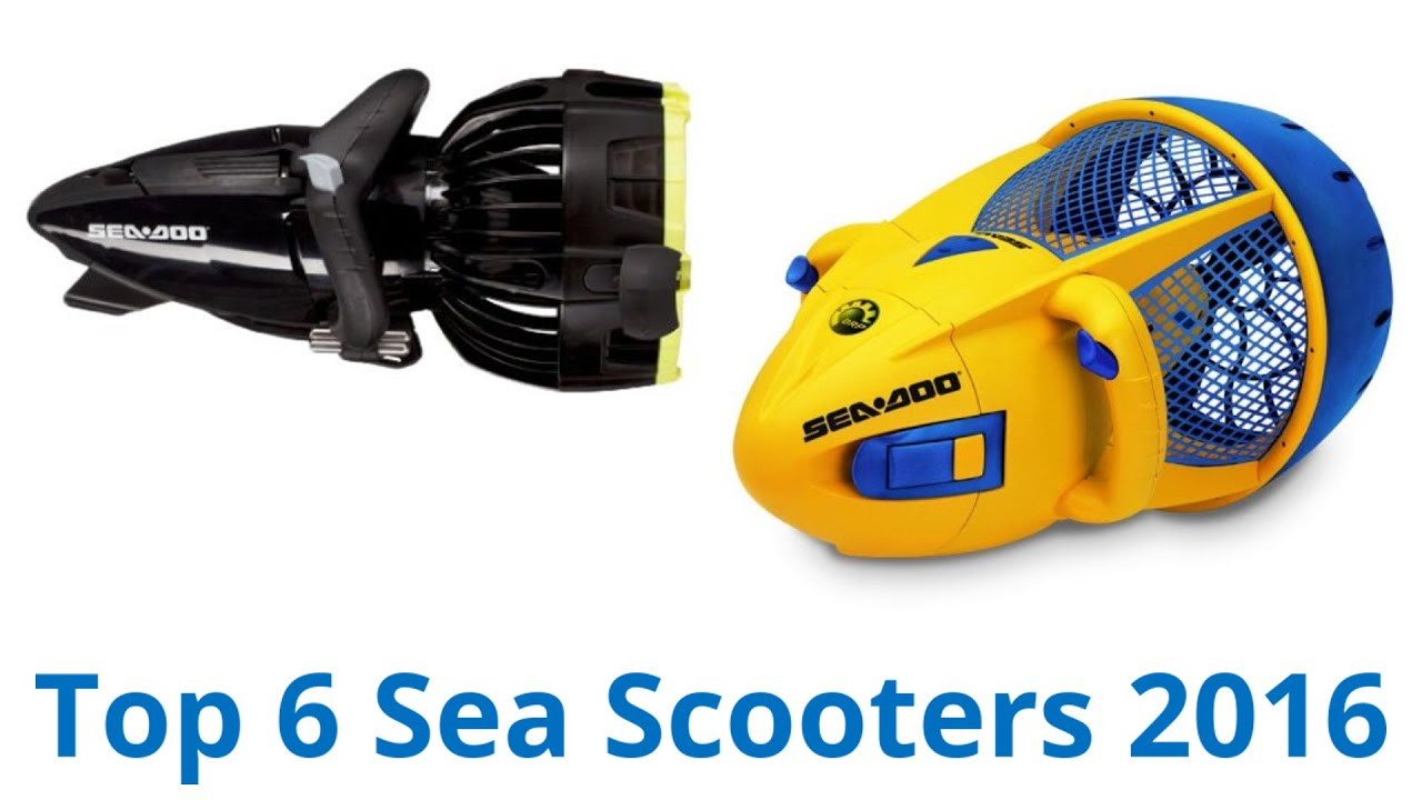 6 Best Sea Scooters 2016