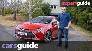Toyota Corolla 2018 review