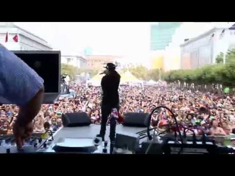 SIYA @ SF Pride (Video)