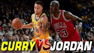 Is Curry better than Jordan?