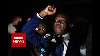 Zimbabwes Mnangagwa I was going to be eliminated - BBC News