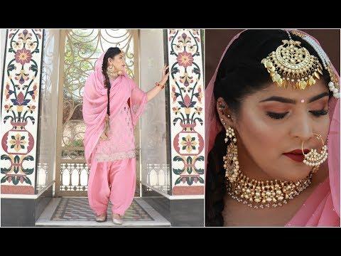Brides Of India | The Punjabi / Sikh Bride Makeup Tutorial | Shreya Jain