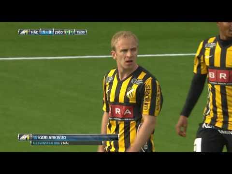 TV4 Sport från 2016-05-18: Häcken tar ledningen hemma mot J-Södra genom Kari Arkivuos hårda skott. TV4 Sport, 100% sport! I TV4 Sport kan du se massor av direktsänd toppidrott som Superettan,...