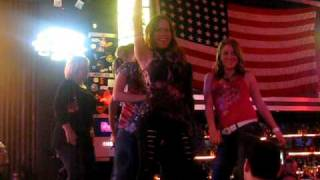 Kim and the Coyote Ugly Girls