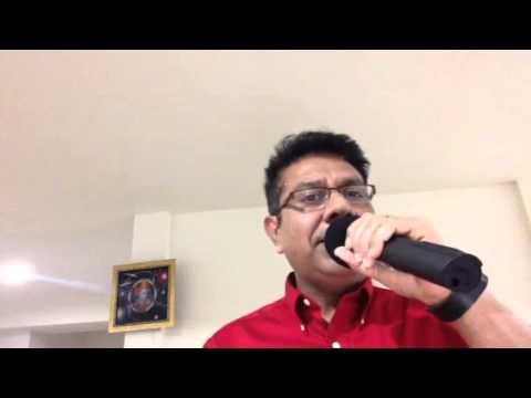 Mujhko Is Raat Ki Tanhai Main... Mukeshji.. video