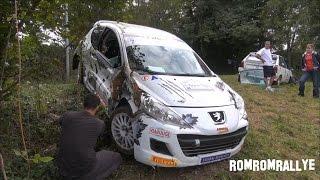 Vid�o Rallye des Thermes 2014 [HD] (Crash & Show) par Romromrallye (702 vues)