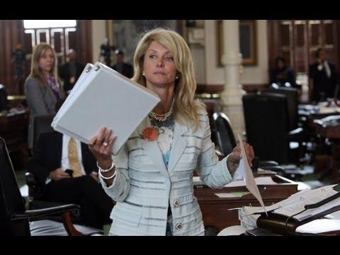 TX Abortion Bill Dead After Wendy Davis Filibuster
