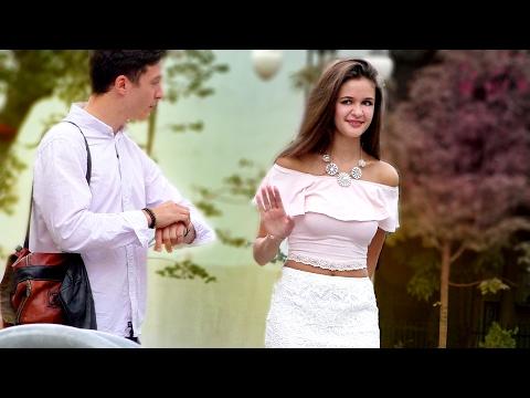Соблазнение блогерши Бешенство Машки / Подборка отказов 10 -- Пикап Пранк Шоу