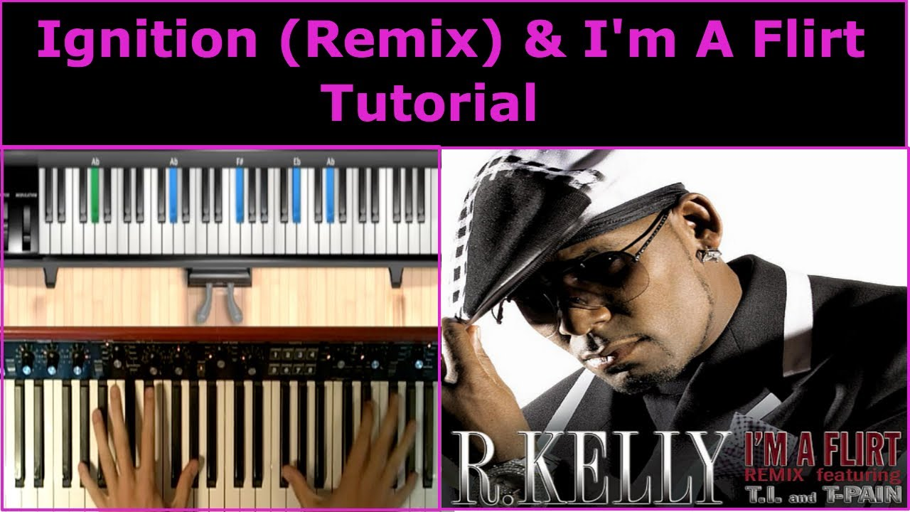 im a flirt r kelly Listen to i'm a flirt [remix] [feat ti and t-pain] by r kelly - the music hutch.