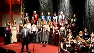 Aria Barincaya z operetki