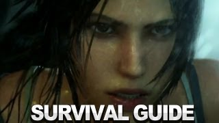 Tomb Raider's Guide to Survival - Ep. 1 Smart Resourceful Lara
