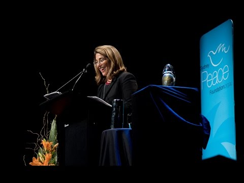 Naomi Klein - 2016 City of Sydney Peace Prize Lecture and Award Ceremony
