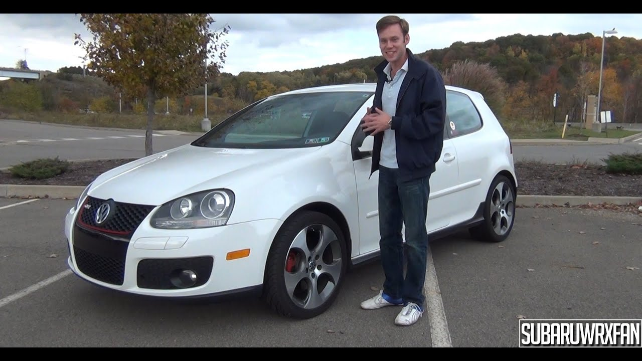 review 2006 volkswagen gti youtube. Black Bedroom Furniture Sets. Home Design Ideas