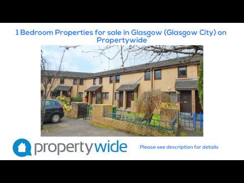 1 Bedroom Properties for sale in Glasgow (Glasgow City) on Propertywide