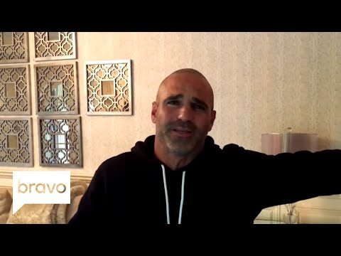 RHONJ: Joe Gorga Has A Lot Of Opinions On Women's Beauty Routines (Season 8, Episode 18) | Bravo