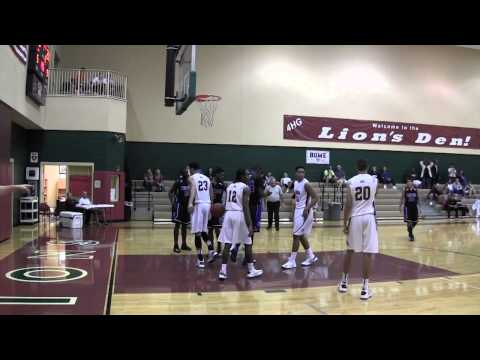 Westwood Christian vs. First Baptist Academy Naples 11-17-2012