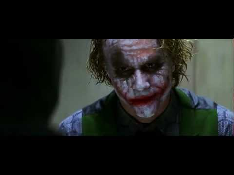 batman and joker conversation in hindi -the dark knight thumbnail