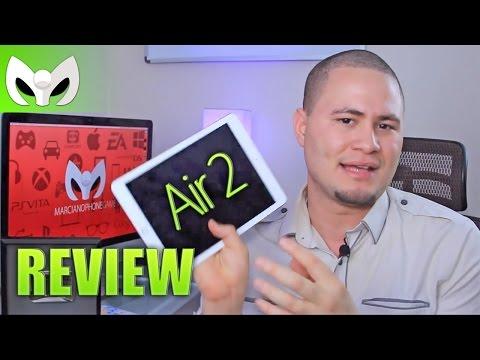Finalmente Review iPad Air 2 (Experiencia Personal)