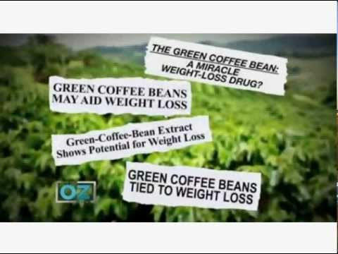 LOSE WEIGHT - Pure Green Coffee Bean Extract for Weight Loss