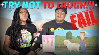TRY NOT TO LAUGH!! (Try Not To Spit) FAMILY GUY EDITION!!!