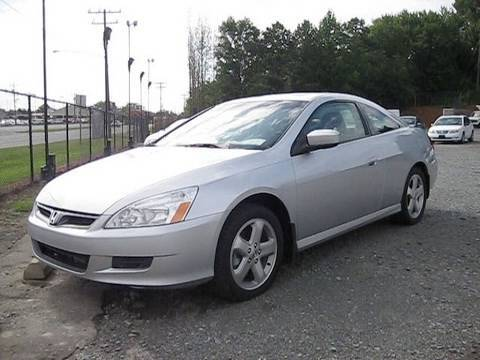 2006 Honda Accord Coupe V6 6spd Start Up Engine And In