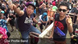 วิมานดิน cover Low Profile Band live in 4 Junction Baling Songkran 2016