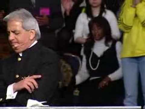Surely The Presence Of The Lord Is In This Place Benny Hinn video