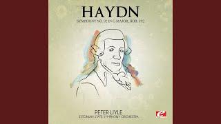 Symphony No 92 In G Major Hob I 92 Iv Presto