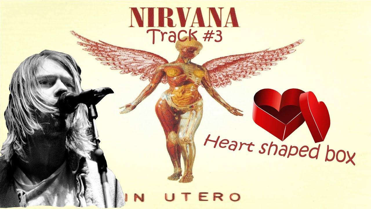 Heart-shaped box - Drum Cover - Nirvana - YouTube