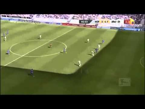 Hoffenheim - Werder Bremen 3-1 Vedad Ibisevic 41min Tor!!!!!!!