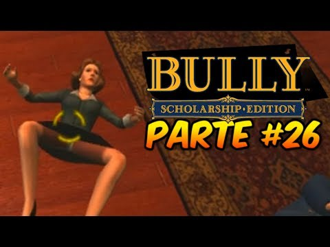 Let's Play - Bully #26 - A Calcinha da Professora