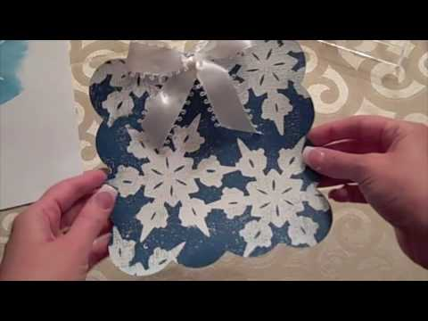 Make Clear Stamps with Your Cricut