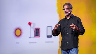 The thrilling potential for off-grid solar energy | Amar Inamdar
