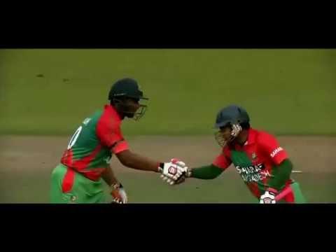 Sabash Bangladesh- ICC World Cup 2015-Theme Song (HD)- Presented by Radio 71 fm 98.4