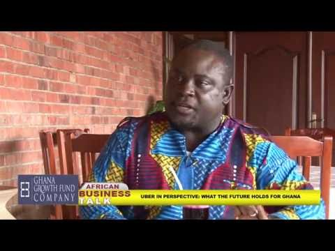 AFRICAN BUSINESS TALK: Uber Service Comes to Ghana