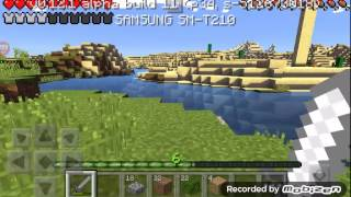 Minecraft pe 12.1 sade survival #4
