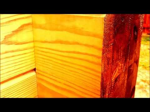 Презентация - дом в коттеджном поселке Каменка, клееный брус