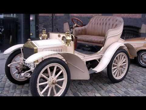 Rolls Royce Classic Cars PT1 1905 -1936