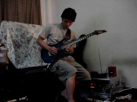 Canon Rock - JerryC (พร้อม Tab  Guitar Cover by WHIN) v2