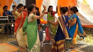 पहाड़ी शादी में महिला संगीत का कार्यक्रम | Pahadi Mahila Dance | Mahila Sangeet Funtion