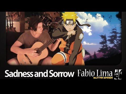 """Fábio Lima Naruto """"Sadness and Sorrow"""" music videos 2016"""