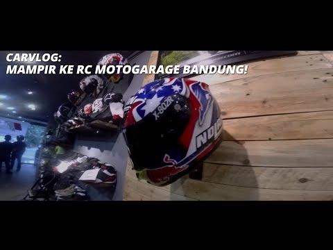 CARVLOG: Belanja di RC MOTOGARAGE mumpung lagi di bandung !#ipinmotovlog
