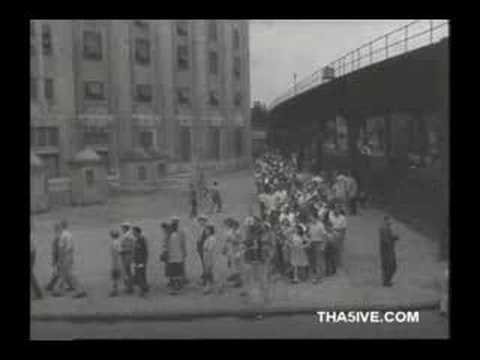 Babe Ruth Day - 1947 Newsreel Video
